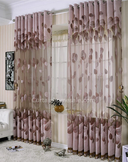 Beautiful Bedroom Curtains